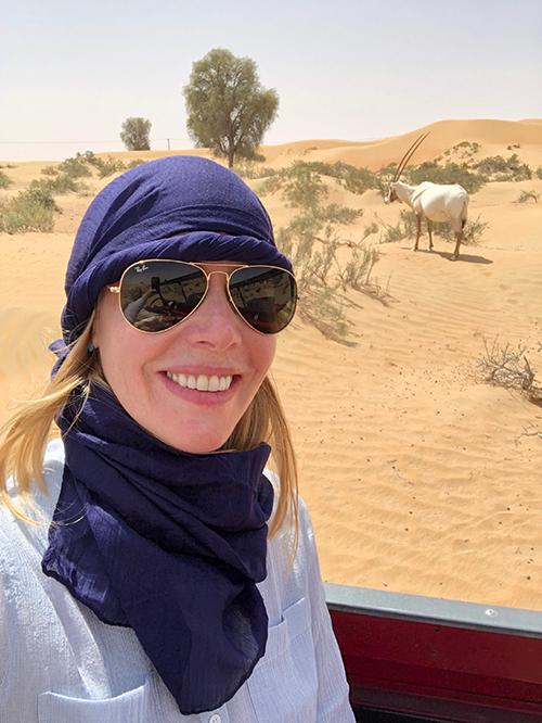 Dubai desert tour
