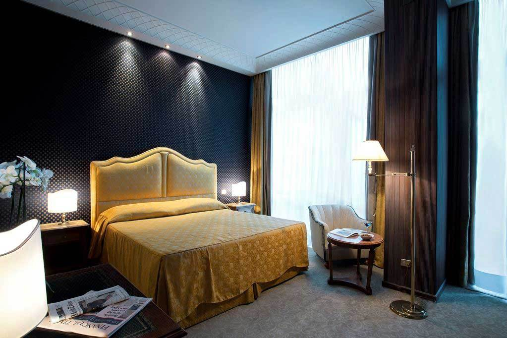 Venice Hotel Room