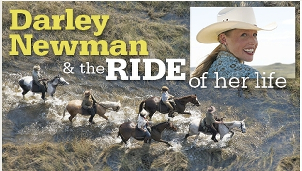 Darley-Newman-The-Ride-of-Her-Life