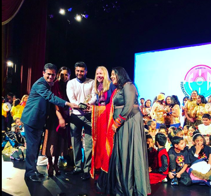 Darley as the Celebrity Guest of Honor at the FIA 35th Annual Dance Pe Chance' 2019