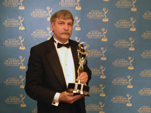 DCN Creative Emmy Win