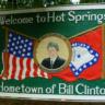 Hot Springs, Hometown of Bill Clinton