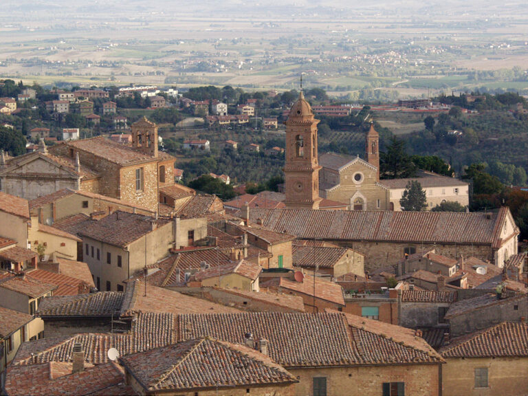 Splendid Montepulciano, Italy