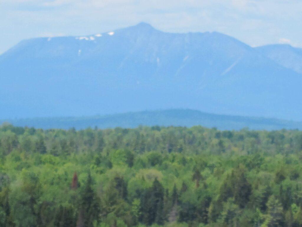 Mt Katadin