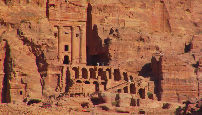 The Lost City of Petra's Biggest Mystery