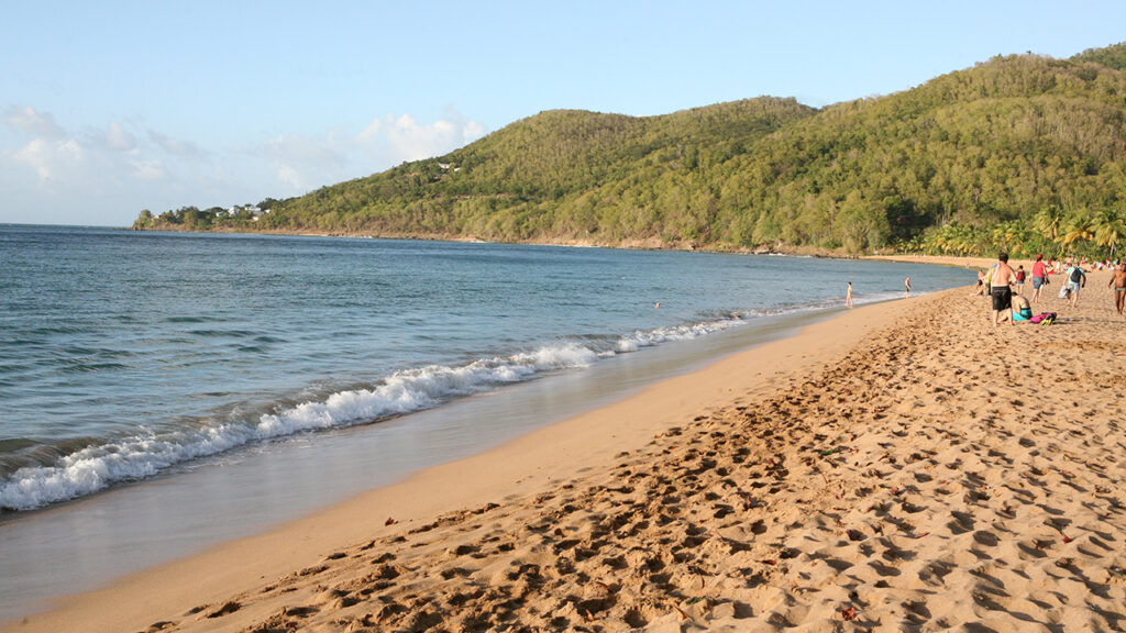 Guadeloupe Island beaches Travels with Darley