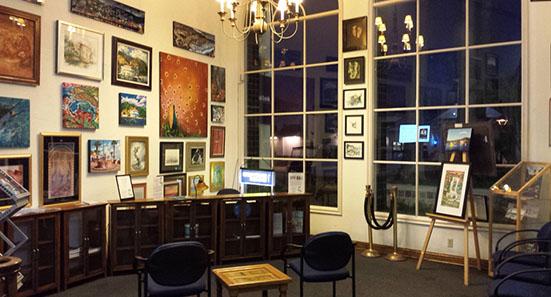 Catalina Island art galleries