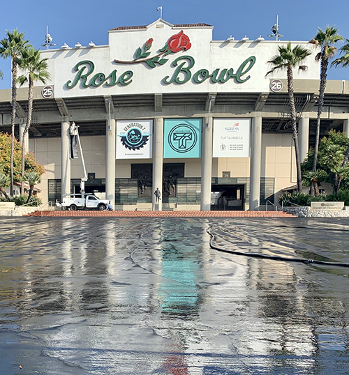 Rose Bowl Stadium Tour Pasadena Darley Vacations
