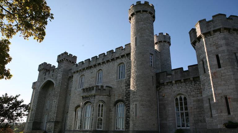 Wales Haunted Castle