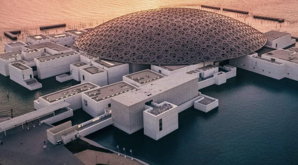 Lourve Abu Dhabi