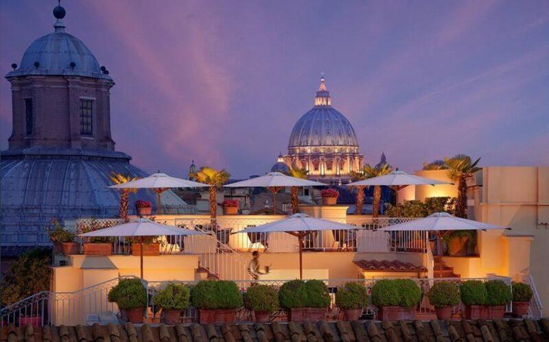 Mater Terrae Dinner in Rome