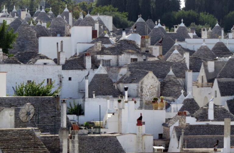 Trulli Town, Alberobello