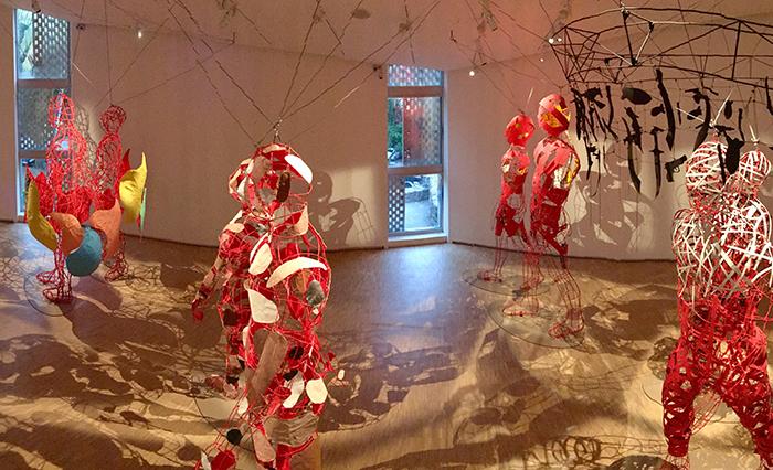 Art at Habitacion Clement
