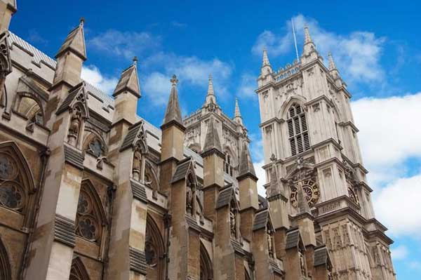 Westminster Abbey is a must for sights in London