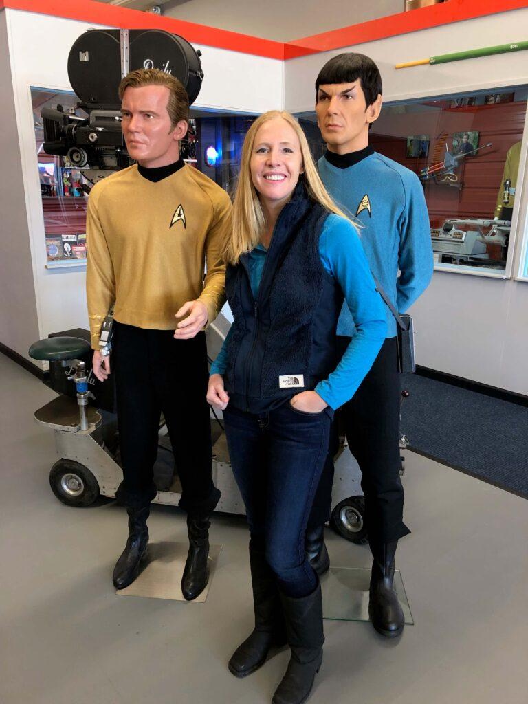 Star Trek Original Series Set Tour