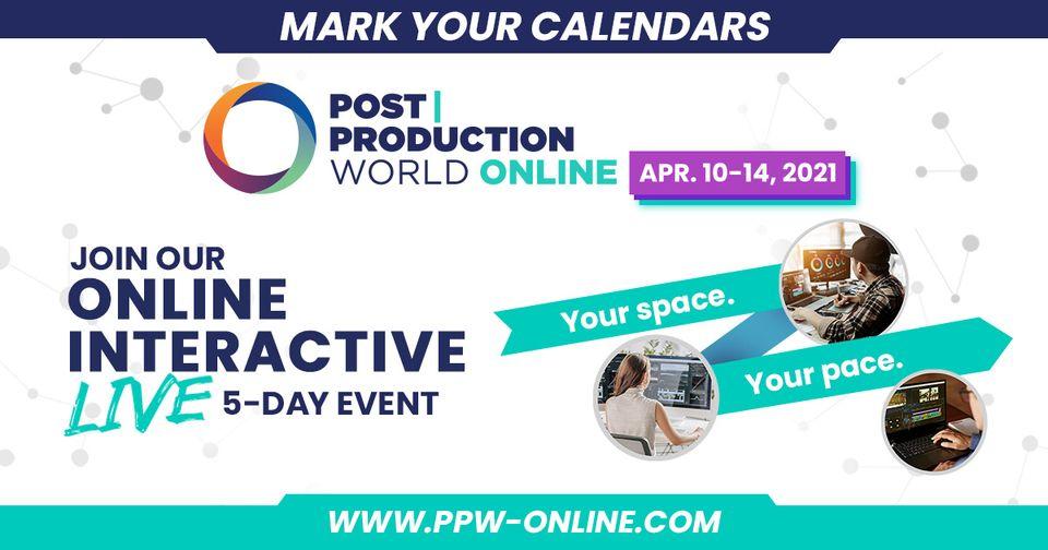 Post Production World 2021