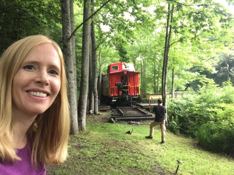 Wabash Railroad Caboose
