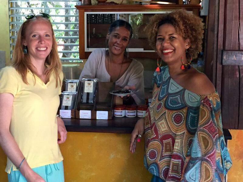 Visiting La Maison du Cacao